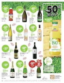 Catalogue Géant Casino en cours, BIO, Page 20