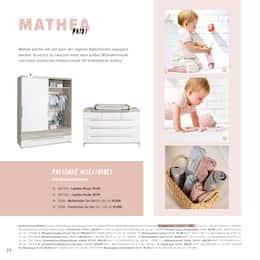 Aktueller BabyOne Prospekt, Möbel Magazin, Seite 24