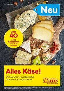 Netto Marken-Discount, ALLES KÄSE! für Stuttgart1