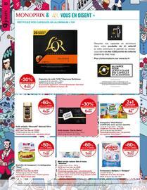 Catalogue Monoprix en cours, -30% Ne ratez pas les folies de Monoprix., Page 22