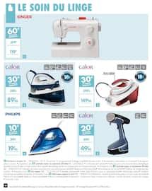 Catalogue Carrefour en cours, Tout pour un intérieur tout beau tout propre, Page 44