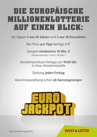 Aktueller Westlotto Prospekt, Diesen Freitag Mega-Jackpot, Seite 2