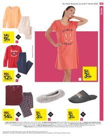 Catalogue Carrefour en cours, Résolument engagés pour votre budget, Page 43
