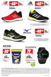 Catalogue Intersport en cours, Le sport : on s'y remet, Page 10