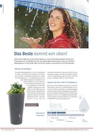 Aktueller BAUHAUS Prospekt, Wasser im Garten, Seite 44