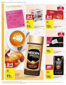 Catalogue Carrefour en cours, Carte blanche à vos envies, Page 12