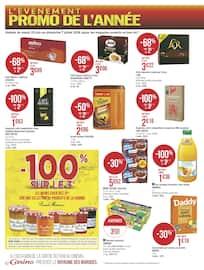 Catalogue Géant Casino en cours, SOLDES jusqu'à - 50%, Page 42
