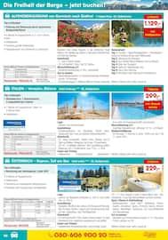 Aktueller Netto Marken-Discount Prospekt, Reisen … zu Netto-Preisen!, Seite 46