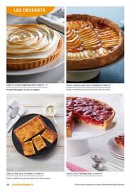 Catalogue Carrefour en cours, Carte traiteur l'appétit vient en feuilletant, Page 46