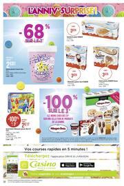 Catalogue Casino Supermarchés en cours, Faites vous-plaisir cet été !, Page 30