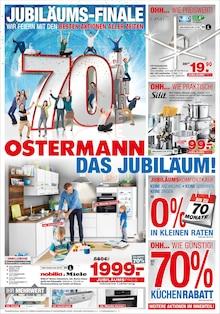 Ostermann, OSTERMANN DAS JUBILÄUM! für Düsseldorf