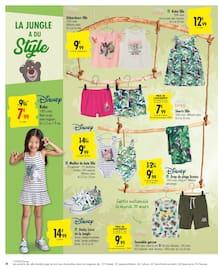Catalogue Carrefour en cours, Pâques pour les petits et grands enfants, Page 20