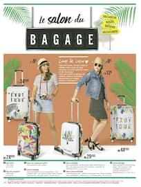 Catalogue Géant Casino en cours, Le salon du bagage, Page 2