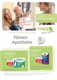 mea - meine apotheke, Unsere Dezember-Angebote für Nürnberg