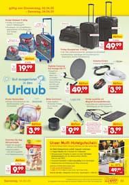 Aktueller Netto Marken-Discount Prospekt, SUPER WOCHENENDE, Seite 6