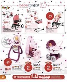 Catalogue Géant Casino en cours, Les jouets par milliers !, Page 40
