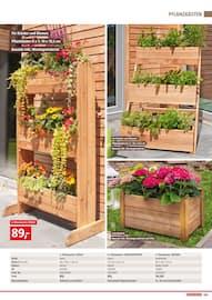 Aktueller BAUHAUS Prospekt, Gartengestaltung/Metallzaun, Seite 201