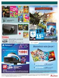 Catalogue Auchan en cours, C'est WAAOH !!!, Page 27