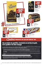 Catalogue Petit Casino en cours, # Pleines saveurs en mode éco !, Page 8