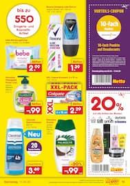 Aktueller Netto Marken-Discount Prospekt, Du willst ein leckeres Osterfest? Dann geh doch zu Netto!, Seite 19