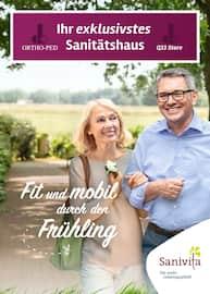 ORTHO-PED  Dittmer GmbH & Co. KG, Fit und mobil durch den Frühling für Berlin