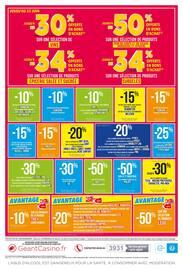 Catalogue Géant Casino en cours, Les 30 jours Privilèges, Page 2