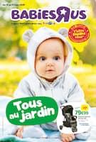 Catalogue Toys'r'us en cours, Tous au jardin, Page 1