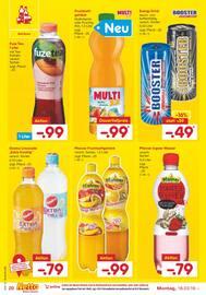 Aktueller Netto Marken-Discount Prospekt, Frühlingshafte Angebote, Seite 20