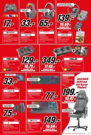 Aktueller Media-Markt Prospekt, Der Himmel für Gamer!, Seite 3