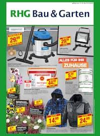 Aktueller Heide-Handels GmbH&Co.KG Prospekt, Alles für Ihr Zuhause, Seite 1