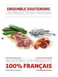 Catalogue Auchan en cours, Nos collaborateurs sont toujours mobilisés pour vous, Page 2