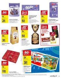 Catalogue Carrefour en cours, Le mois qui marque, Page 53
