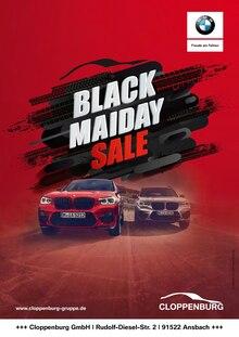 BMW - Black Maiday Sale