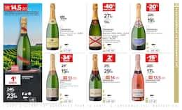 Catalogue Carrefour en cours, Découvrez la sélection du caviste, Page 38