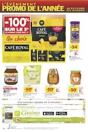 Catalogue Casino Supermarchés en cours, L'évènement promo de l'année, Page 32