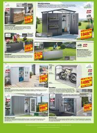 Aktueller Mobauplus Vorgebirge Prospekt, Gartenhighlights 2020 , Seite 12