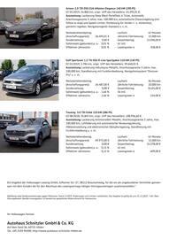 Aktueller Volkswagen Prospekt, Wir läuten die Weihnachtszeit ein. Mit günstigen Konditionen., Seite 2