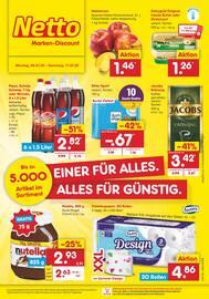Aktueller Netto Marken-Discount Prospekt, MwSt.-PREISSENKUNG - WIR RUNDEN IMMER ZU IHREN GUNSTEN, Seite 3