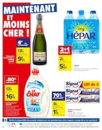 Catalogue Carrefour en cours, Des promos gourmandes pour Noël, Page 42