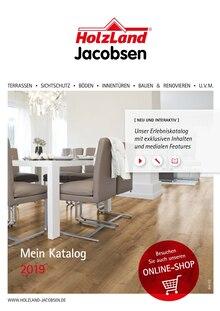 Holzland Jacobsen - Mein Katalog 2019