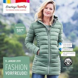 Ernsting's family, Fashion Vorfreude! für Bremen