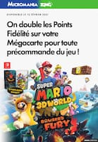 Catalogue Micromania Zing en cours, Super Mario, Page 1