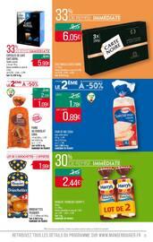 Catalogue Supermarchés Match en cours, 33% de remise immédiate, Page 23