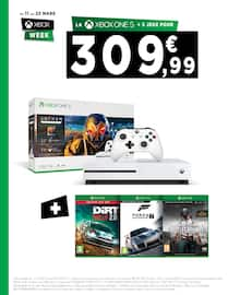 Catalogue Micromania Zing en cours, Xbox week, Page 2