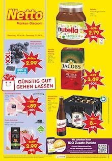 Netto Marken-Discount, GÜNSTIG GUT GEHEN LASSEN für Berlin