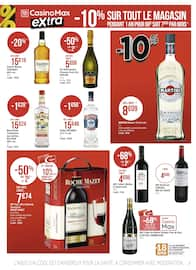 Catalogue Casino Supermarchés en cours, Priorité aux promos, Page 7