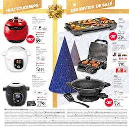 Catalogue Conforama en cours, Un Noël comme jamais, Page 70