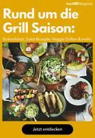 Aktueller kaufDA Magazin Prospekt, Rund um die Grill Saison:, Seite 1