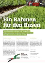 Aktueller BAUHAUS Prospekt, Alles rund um den Rasen, Seite 30