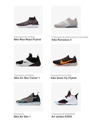 Catalogue Nike en cours, Collection Automne - Hiver 2018-2019, Page 2